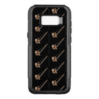 Capa OtterBox Commuter Para Samsung Galaxy S8+ Construção adiantada do guindaste noroeste do