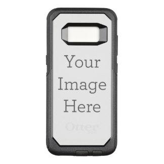 Capa OtterBox Commuter Para Samsung Galaxy S8 Criar seus próprios