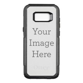 Capa OtterBox Commuter Para Samsung Galaxy S8+ Criar seus próprios