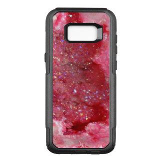 Capa OtterBox Commuter Para Samsung Galaxy S8+ Cristais cor-de-rosa do país das fadas de Falln