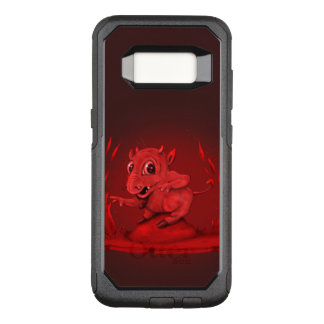 Capa OtterBox Commuter Para Samsung Galaxy S8 CS ESTRANGEIRO MAU de BIDI SamsungGalaxy S8