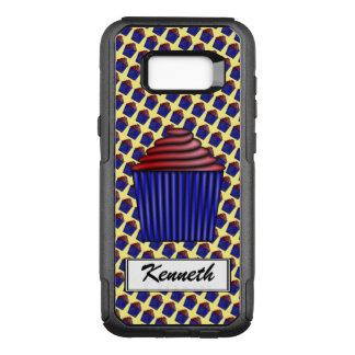 Capa OtterBox Commuter Para Samsung Galaxy S8+ Cupcake por Kenneth Yoncich