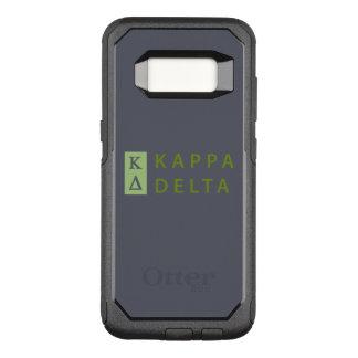 Capa OtterBox Commuter Para Samsung Galaxy S8 Delta do Kappa empilhado