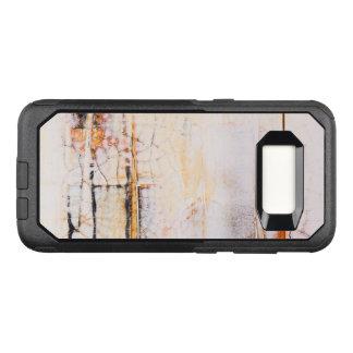 Capa OtterBox Commuter Para Samsung Galaxy S8 Design de superfície original da arte abstracta
