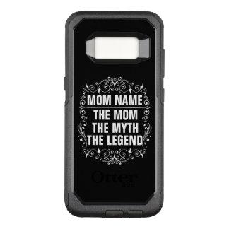 Capa OtterBox Commuter Para Samsung Galaxy S8 Dia das mães feliz da mamã