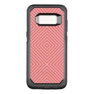 Capa OtterBox Commuter Para Samsung Galaxy S8 Diamantes corais