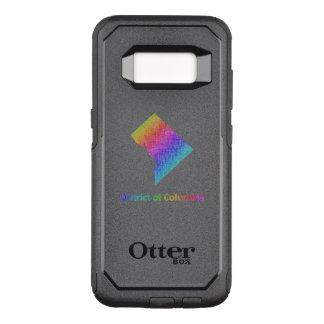 Capa OtterBox Commuter Para Samsung Galaxy S8 Distrito de Columbia