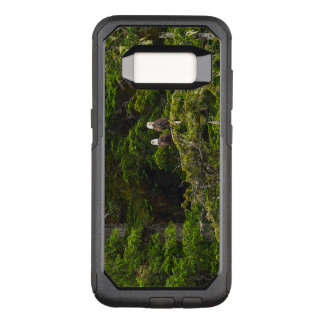 Capa OtterBox Commuter Para Samsung Galaxy S8 Dois Eagles empoleiraram Painterly
