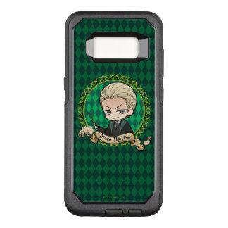 Capa OtterBox Commuter Para Samsung Galaxy S8 Draco Malfoy do Anime