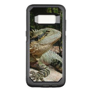 Capa OtterBox Commuter Para Samsung Galaxy S8 Dragão de água australiano
