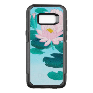 Capa OtterBox Commuter Para Samsung Galaxy S8+ Duas flores de Lotus