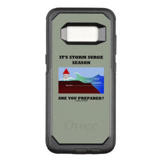 Capa OtterBox Commuter Para Samsung Galaxy S8 É estação do impulso de tempestade é você