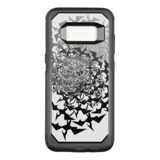 Capa OtterBox Commuter Para Samsung Galaxy S8 Enxames do Pterodactyl de Fractyl