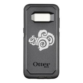 Capa OtterBox Commuter Para Samsung Galaxy S8 Esquilo macio tribal