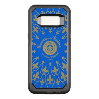 Capa OtterBox Commuter Para Samsung Galaxy S8 Etiqueta de Savon de la Reine Sabão