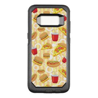 Capa OtterBox Commuter Para Samsung Galaxy S8 Fast food