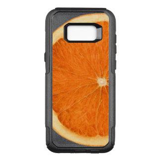 Capa OtterBox Commuter Para Samsung Galaxy S8+ fatia alaranjada