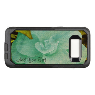 Capa OtterBox Commuter Para Samsung Galaxy S8 Flor Textured por Shirley Taylor