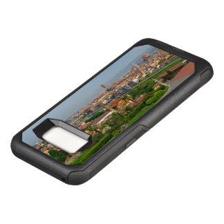 Capa OtterBox Commuter Para Samsung Galaxy S8 Flores do primavera em Florença