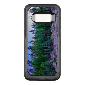 Capa OtterBox Commuter Para Samsung Galaxy S8 Floresta & céu do vale de Yosemite
