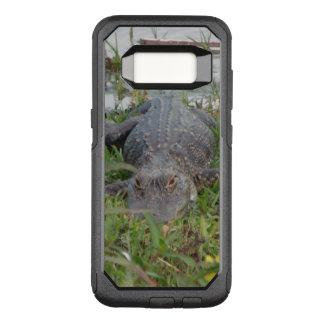 Capa OtterBox Commuter Para Samsung Galaxy S8 Foto do jacaré