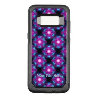 Capa OtterBox Commuter Para Samsung Galaxy S8 Fractal de Magen Heh