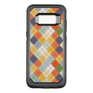 Capa OtterBox Commuter Para Samsung Galaxy S8 Fundo 2 da camisola
