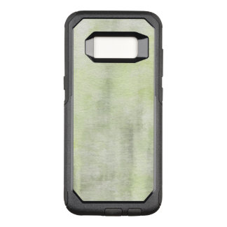 Capa OtterBox Commuter Para Samsung Galaxy S8 fundo abstrato da aguarela da arte no papel 10