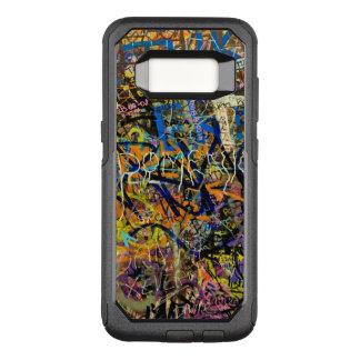 Capa OtterBox Commuter Para Samsung Galaxy S8 Fundo dos grafites