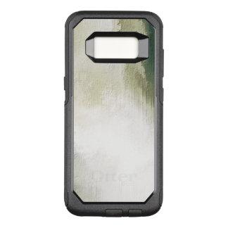 Capa OtterBox Commuter Para Samsung Galaxy S8 fundo textured do grunge da arte poeira abstrata
