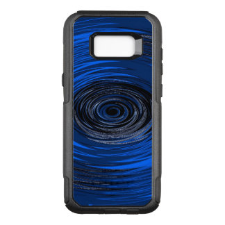 Capa OtterBox Commuter Para Samsung Galaxy S8+ Furacão azul