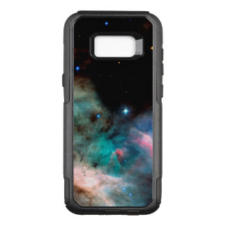 Capa OtterBox Commuter Para Samsung Galaxy S8+ Galáxia colorida do Tadpole por Hubble