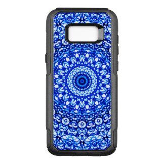 Capa OtterBox Commuter Para Samsung Galaxy S8+ Galáxia S8+ Estilo G403 de Mehndi da mandala do