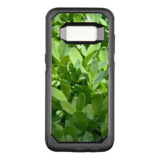 Capa OtterBox Commuter Para Samsung Galaxy S8 Galáxia verde s8 de Samsung da caixa da folha