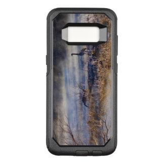 Capa OtterBox Commuter Para Samsung Galaxy S8 Gansos que tomam uma ruptura