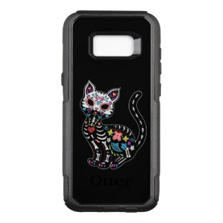 Capa OtterBox Commuter Para Samsung Galaxy S8+ gato legal