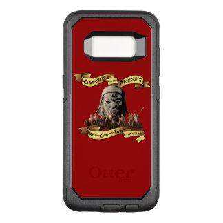 Capa OtterBox Commuter Para Samsung Galaxy S8 Genghis e os Mongols: Mate ou conquiste a excursão