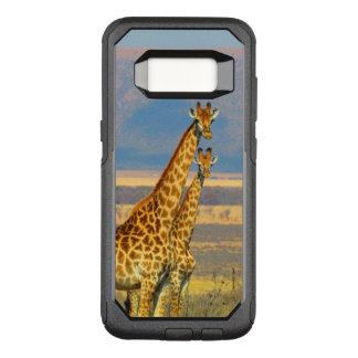 Capa OtterBox Commuter Para Samsung Galaxy S8 Girafas