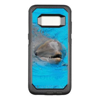 Capa OtterBox Commuter Para Samsung Galaxy S8 Golfinho de sorriso