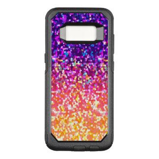 Capa OtterBox Commuter Para Samsung Galaxy S8 Gráfico do brilho da caixa da galáxia S8 de