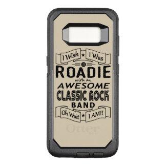 Capa OtterBox Commuter Para Samsung Galaxy S8 Grupo de rock clássico impressionante de ROADIE