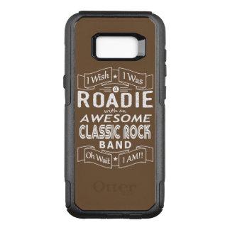 Capa OtterBox Commuter Para Samsung Galaxy S8+ Grupo de rock clássico impressionante de ROADIE