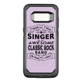 Capa OtterBox Commuter Para Samsung Galaxy S8 Grupo de rock clássico impressionante do CANTOR