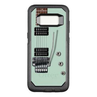 Capa OtterBox Commuter Para Samsung Galaxy S8 Guitarra elétrica