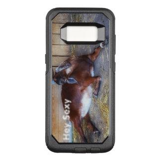 """Capa OtterBox Commuter Para Samsung Galaxy S8 Hey caixa """"sexy"""" do acessório do impressão da"""