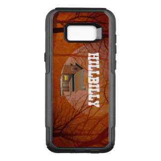 Capa OtterBox Commuter Para Samsung Galaxy S8+ Hillbilly do T