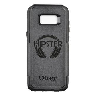 Capa OtterBox Commuter Para Samsung Galaxy S8+ Hipster dos fones de ouvido da música