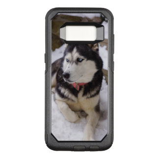 Capa OtterBox Commuter Para Samsung Galaxy S8 Hora de descansar