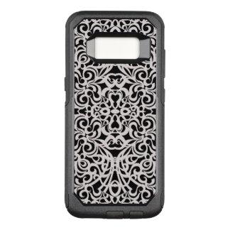 Capa OtterBox Commuter Para Samsung Galaxy S8 Inspiração barroco do estilo da caixa da galáxia