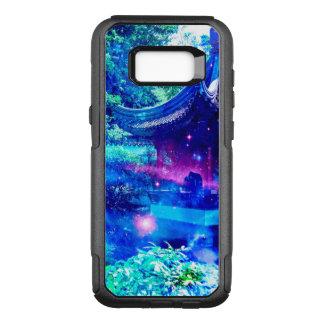 Capa OtterBox Commuter Para Samsung Galaxy S8+ Jardim da serenidade